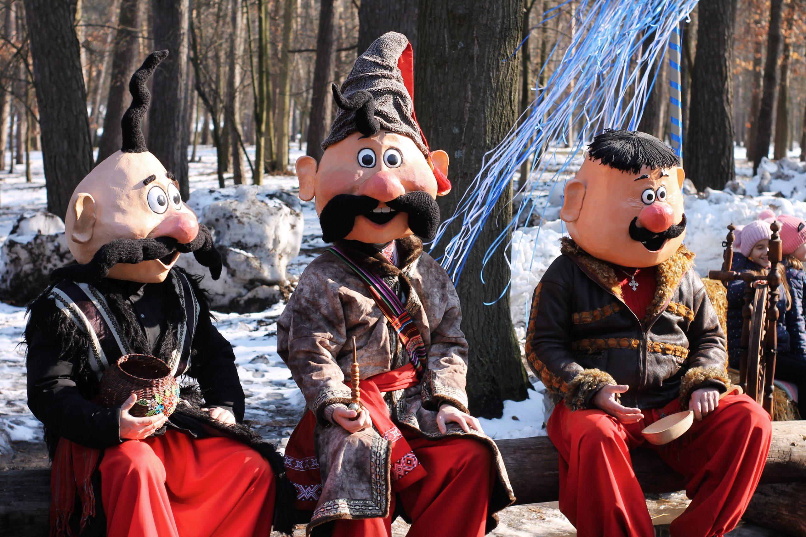 У Черкасах святкують Масницю (ФОТО)