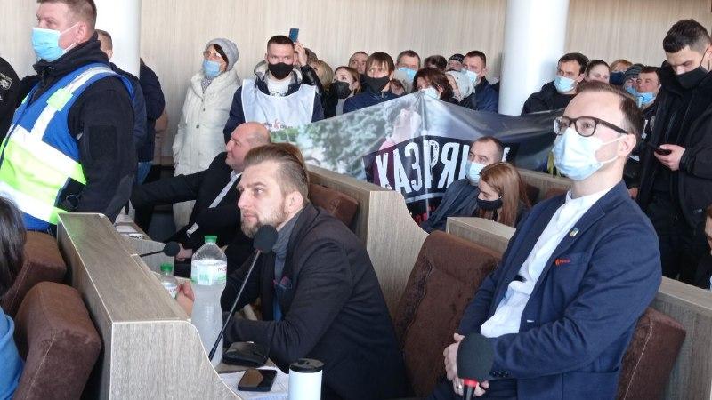 Черкаські депутати сформували християнське об'єднання