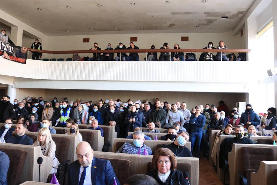 Депутати ухвалили бюджет розвитку Черкас