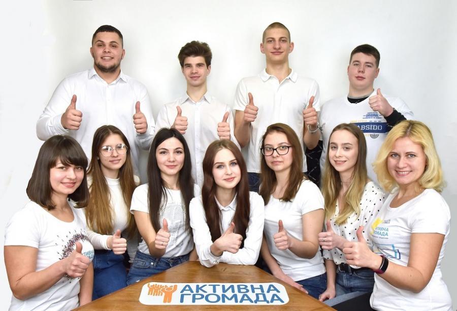 Студенти ЧДТУ стали переможцями конкурсу «Ярмарка Громадських ініціатив»