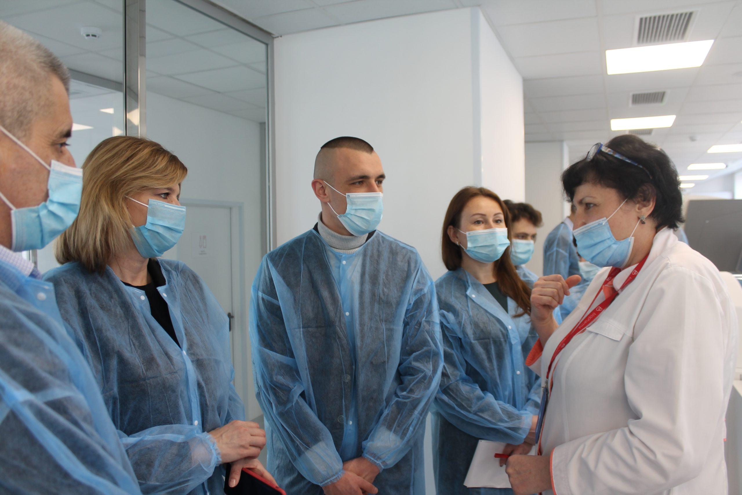 До Biopharma Plasma Cherkasy завітала делегація з Хмельниччини