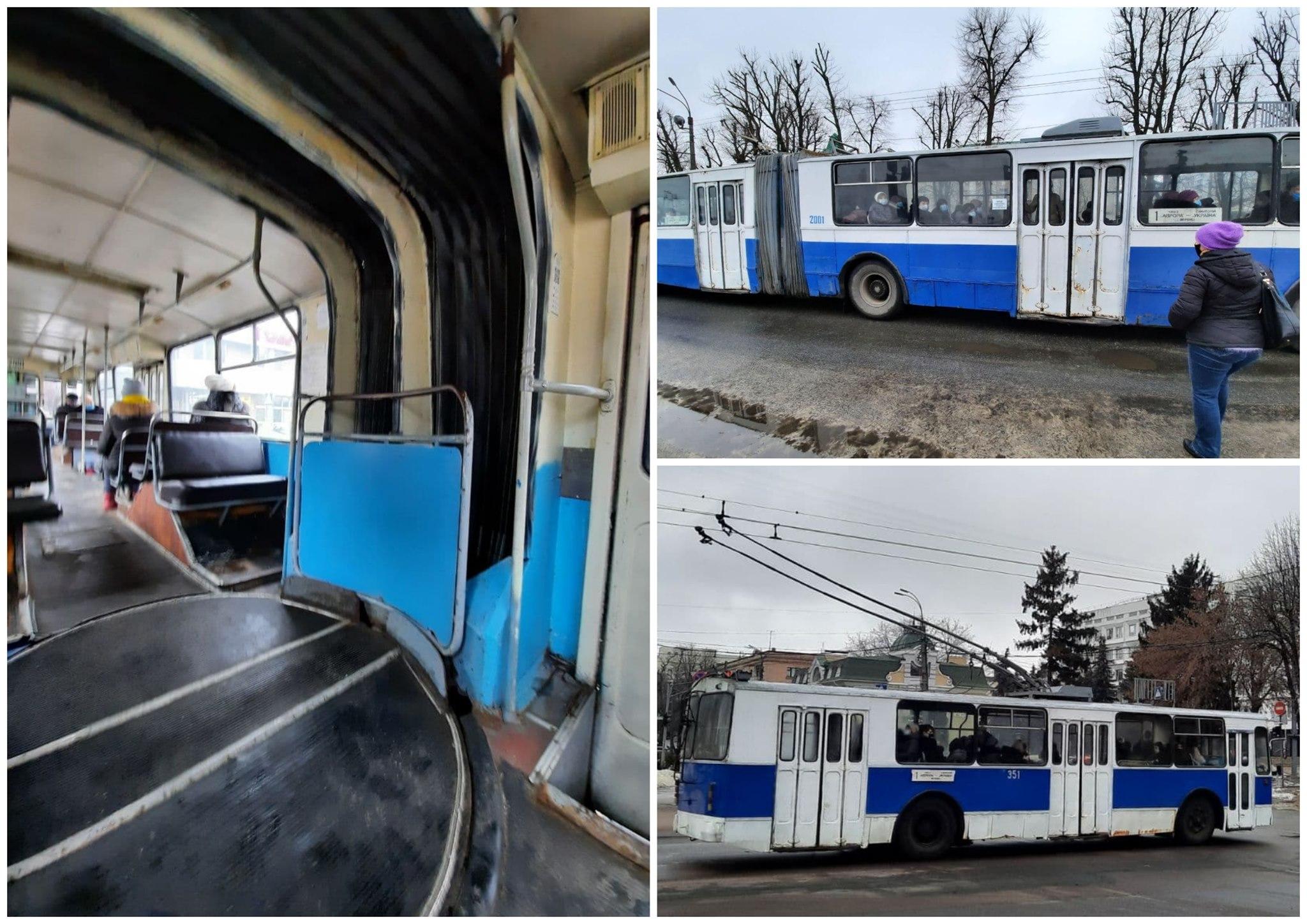 Скічко обіцяє допомогти з оновленням громадського транспорту в Черкасах