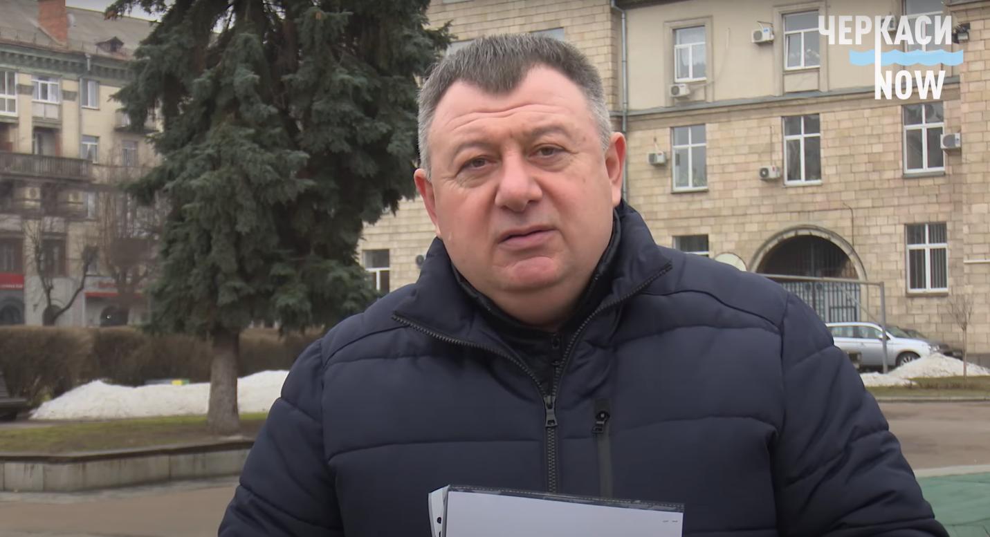 «Не може одна фірма-монополіст утримувати всі Черкаси», – Олександр Радуцький