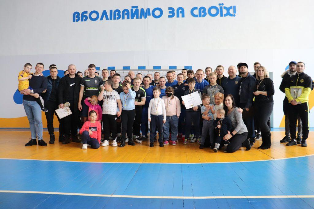 """У Черкасах відбувся благодійний турнір на підтримку ГО """"Сонячні діти"""""""