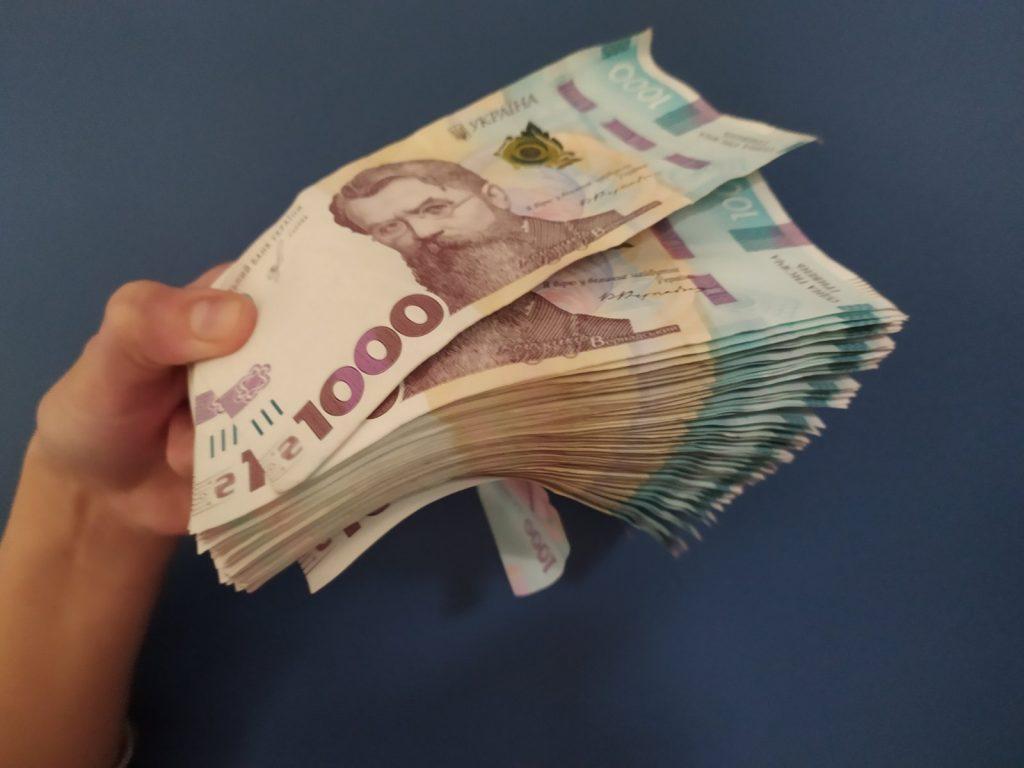 Черкаським платникам податків у лютому відшкодували 61,6 млн гривень податку на додану вартість