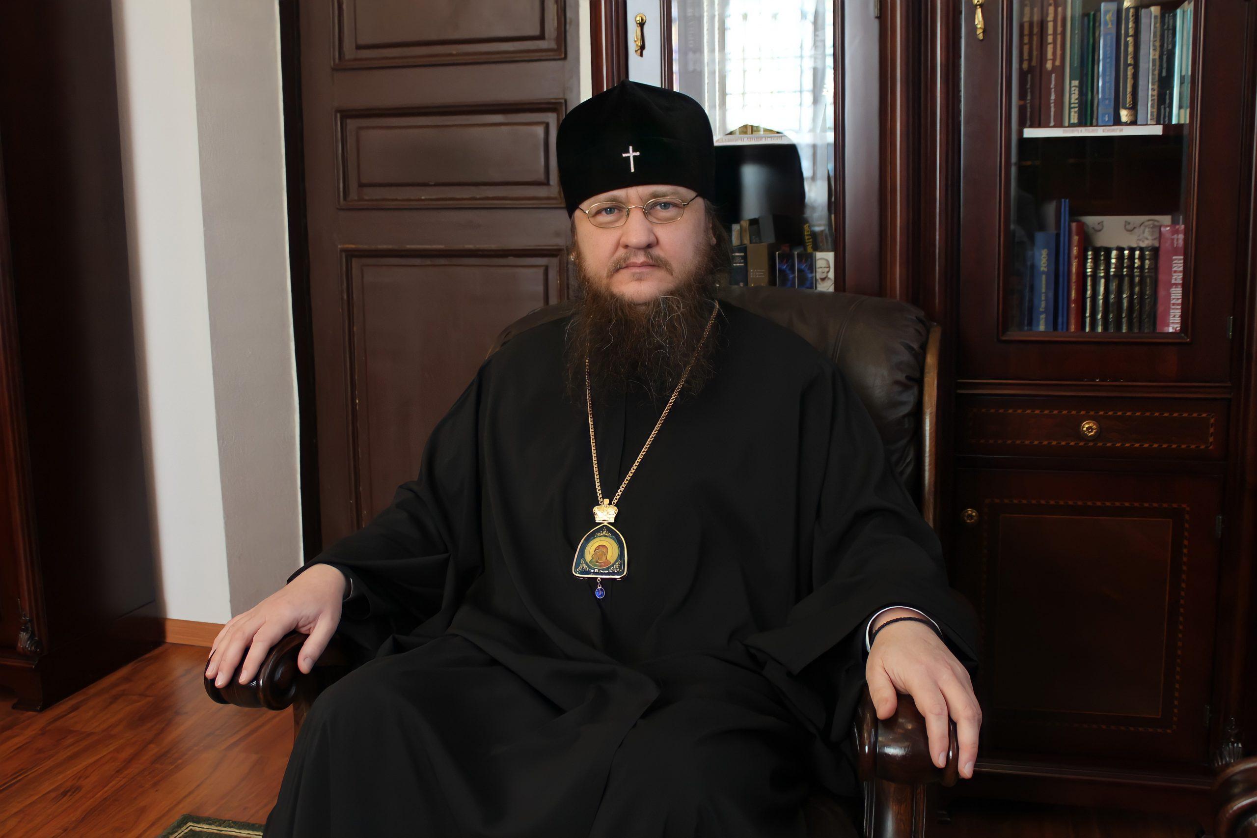 Архієпископ Феодосій: «Піст допомагає людині звільнитися від звичних кайданів плоті»