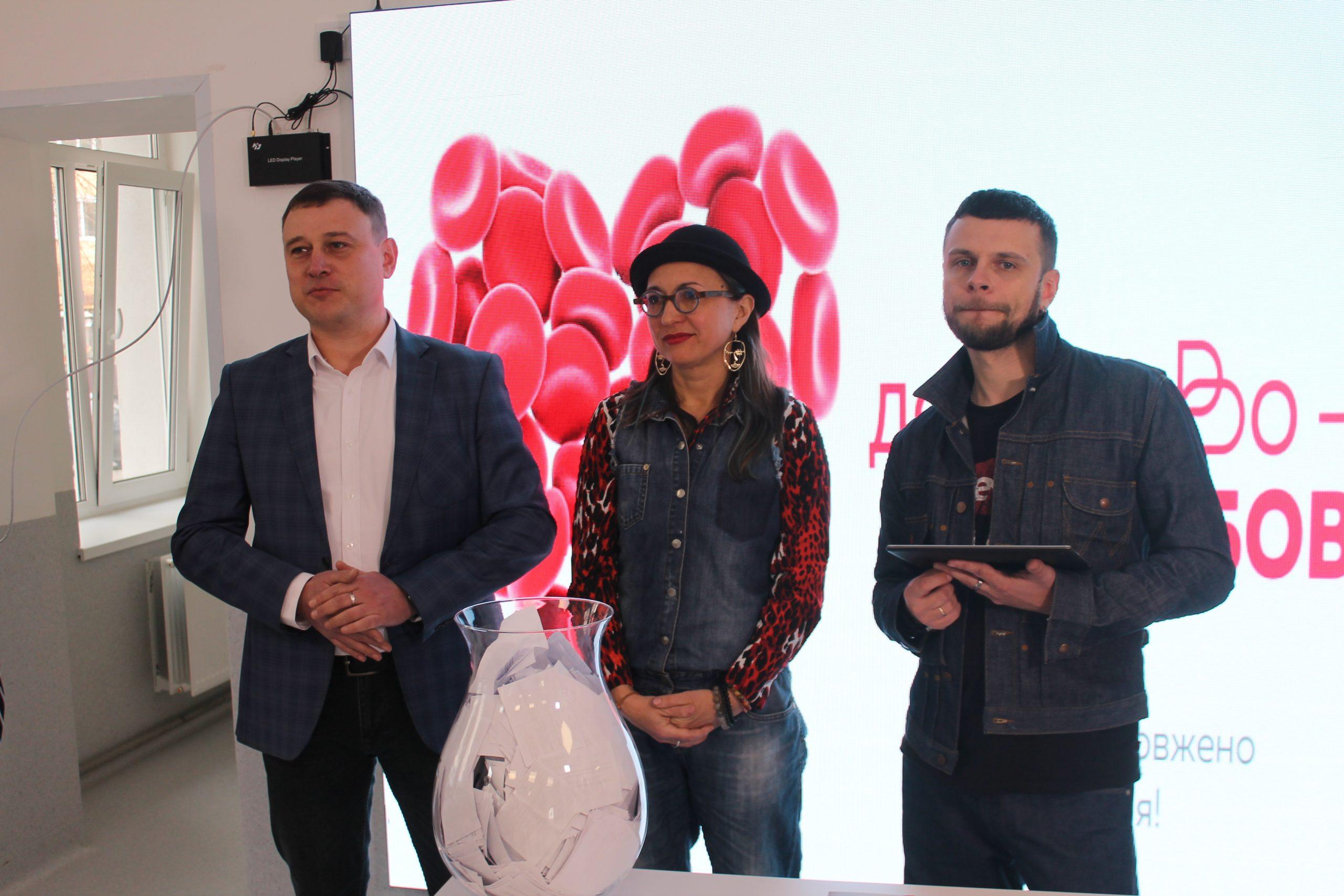 Подорож до Єгипту, поїздка до Львова й романтична вечеря: «Biopharma Plasma Черкаси» визначила переможців розіграшу