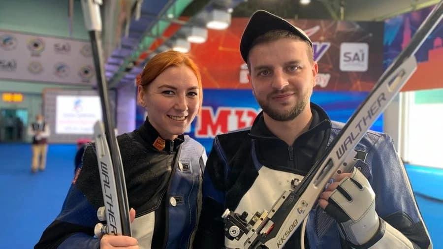 Сергій Куліш здобув «срібло» Кубка світу зі стрільби