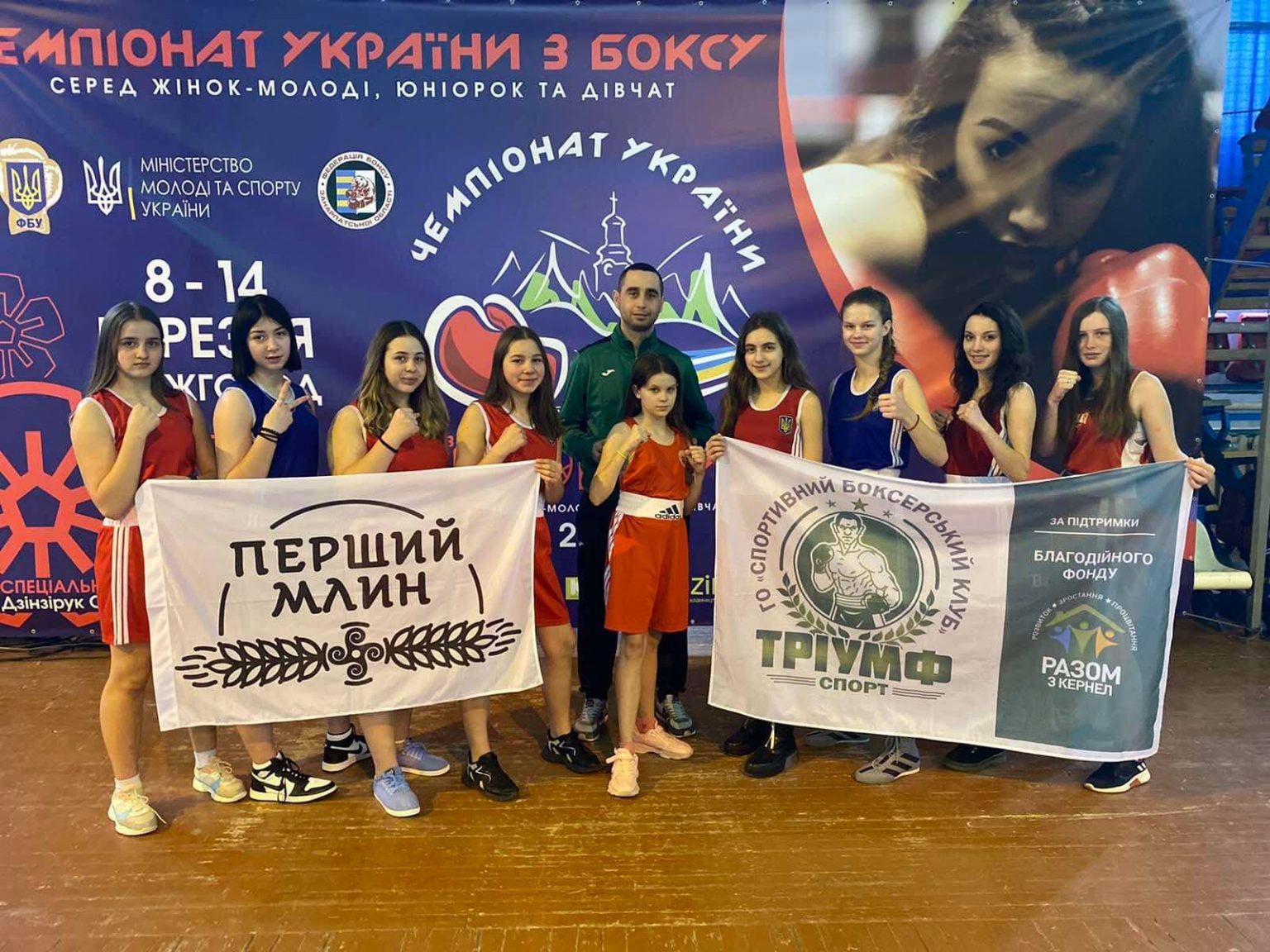 Боксерка з Тального представить Україну на чемпіонаті Європи
