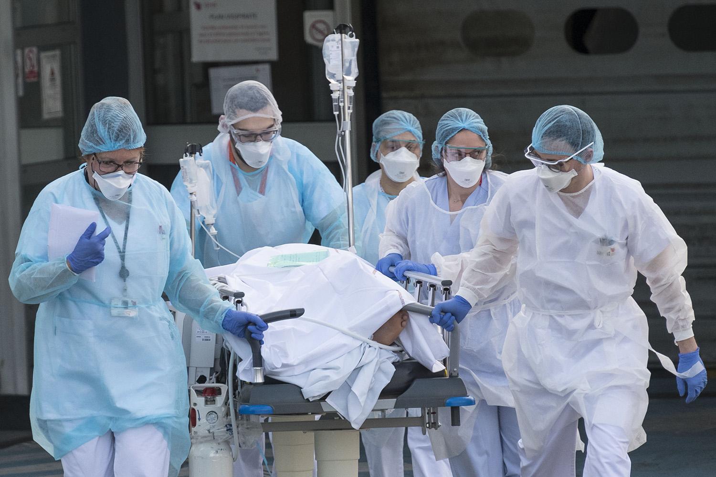 За останню добу – 445 випадків інфікування ковідом на Черкащині