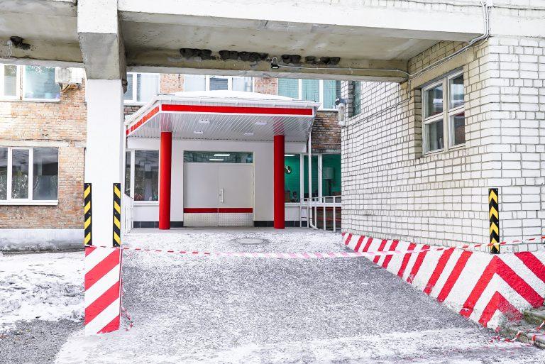 У Смілянській лікарні реконструюють приймально-діагностичне відділення
