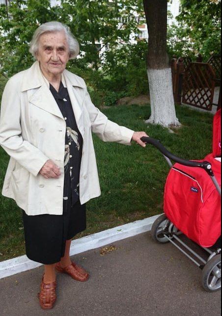 Жителька Черкас відсвяткувала 100-літній ювілей (ФОТО)
