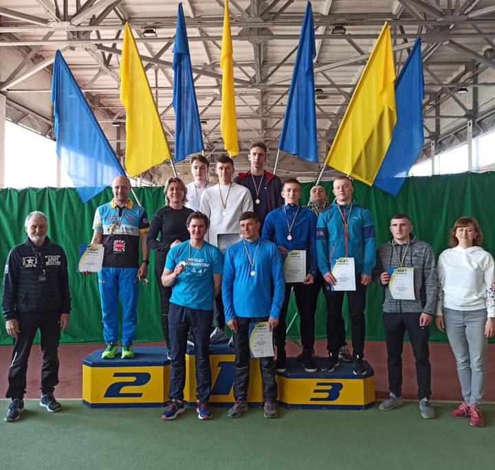 Черкаські спортсмени вибороли низку нагород на Чемпіонаті України з морського триборства