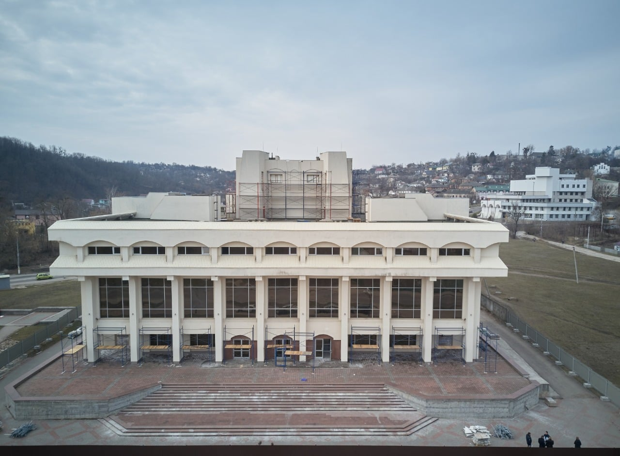 Реконструкція Будинку культури у Каневі розпочалася, – Скічко