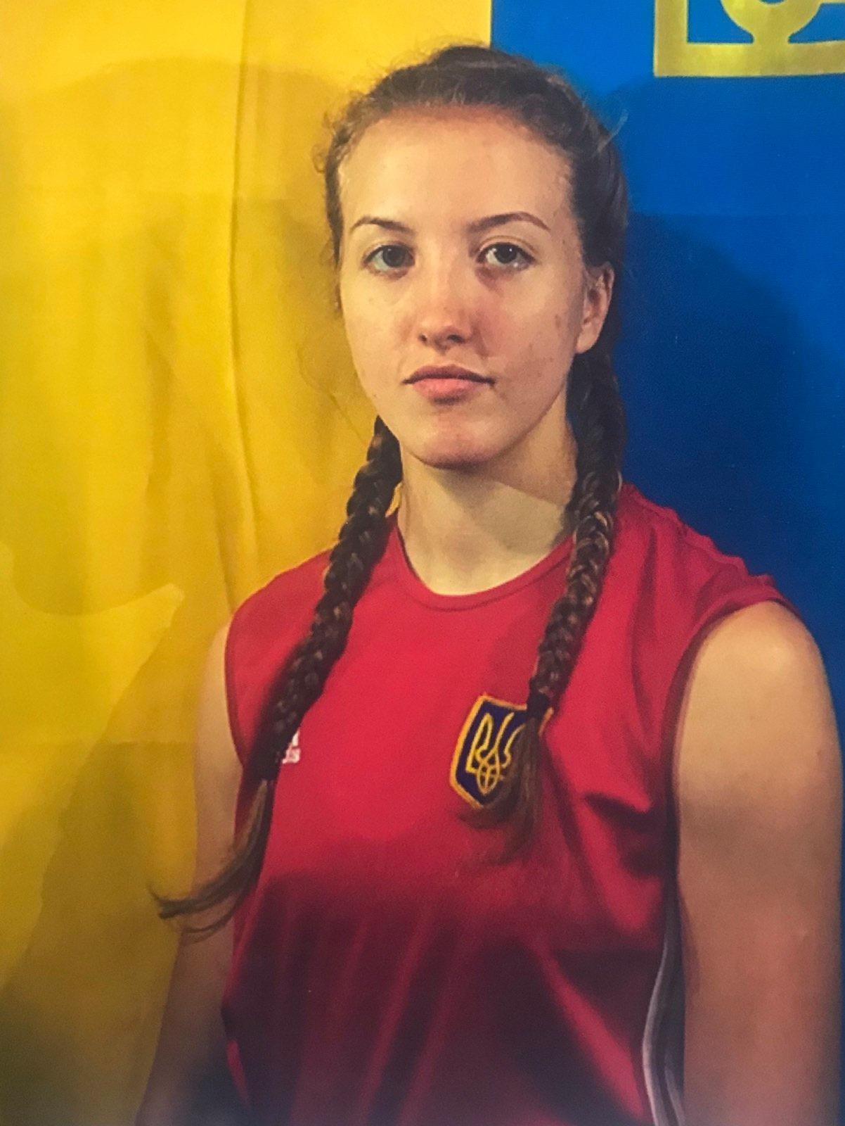 Тетяна Довгаль – краща спортсменка березня на Черкащині