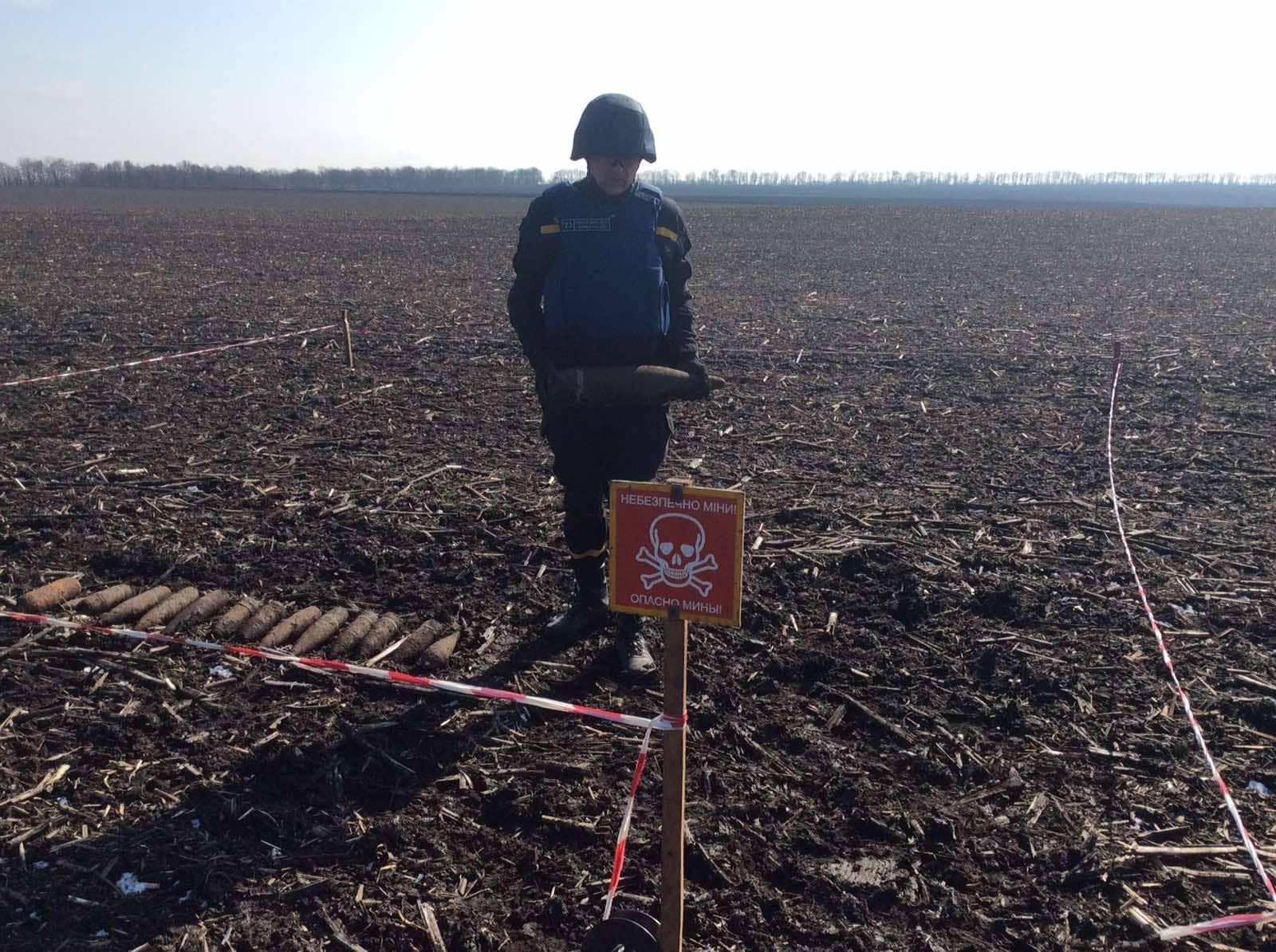 Сапери знешкодили 17 вибухонебезпечних предметів на Жашківщині