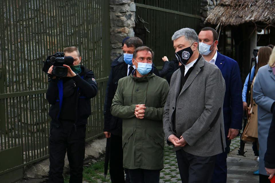 Петро Порошенко відвідав Черкаський зоопарк