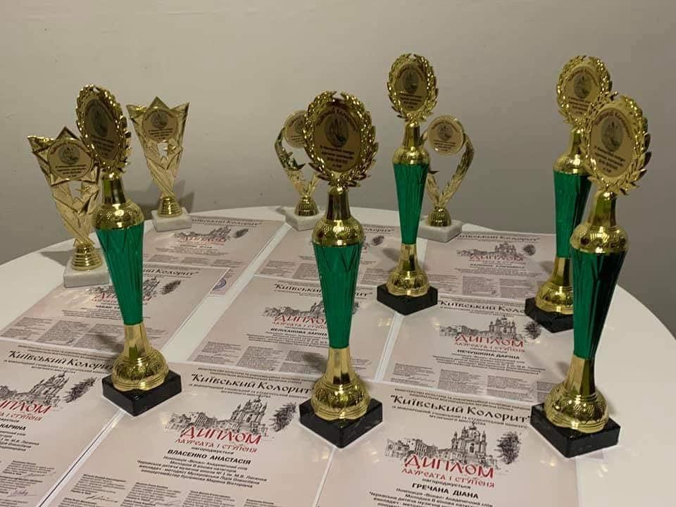 Учні музичної школи здобули перемогу в мистецькому конкурсі