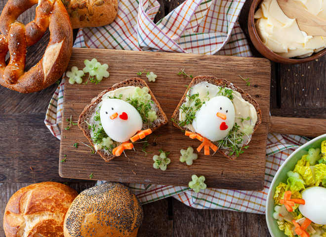 Закуски на Великдень: добірка апетитних святкових страв