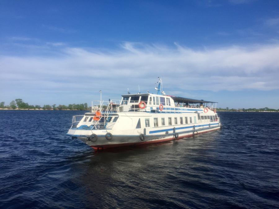 Із 1 травня в області стартує сезон навігації на водних об'єктах