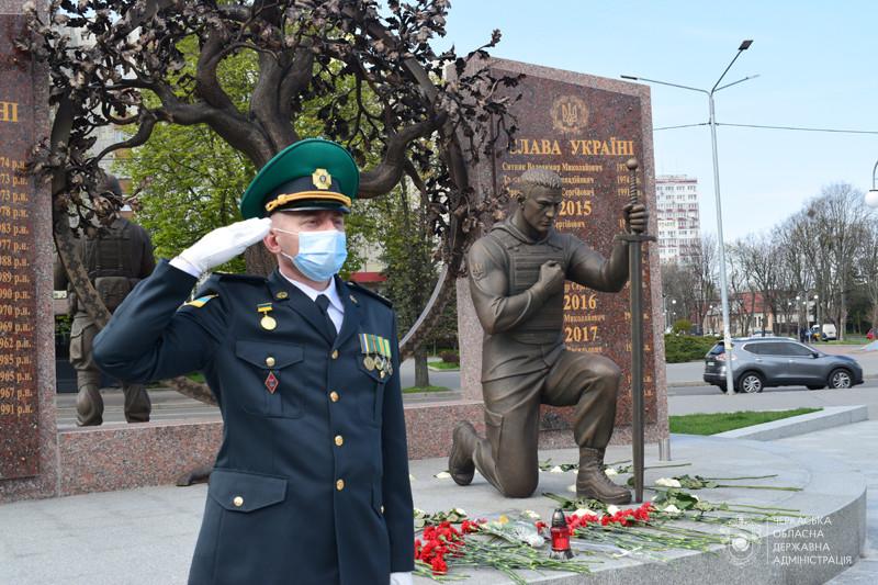 На Черкащині відзначають День прикордонника