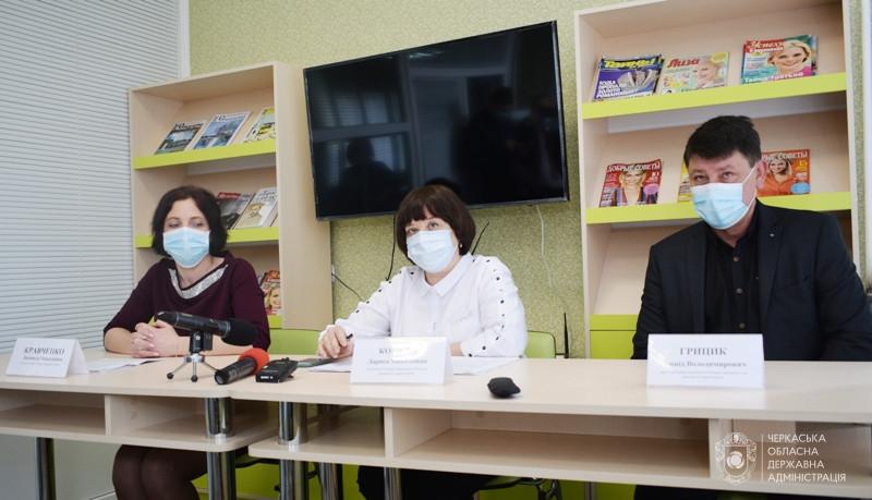 У регіоні очікують на наступну партію вакцини AstraZeneca