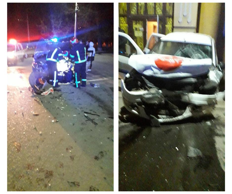 Троє осіб зазнали травм під час ДТП в Умані