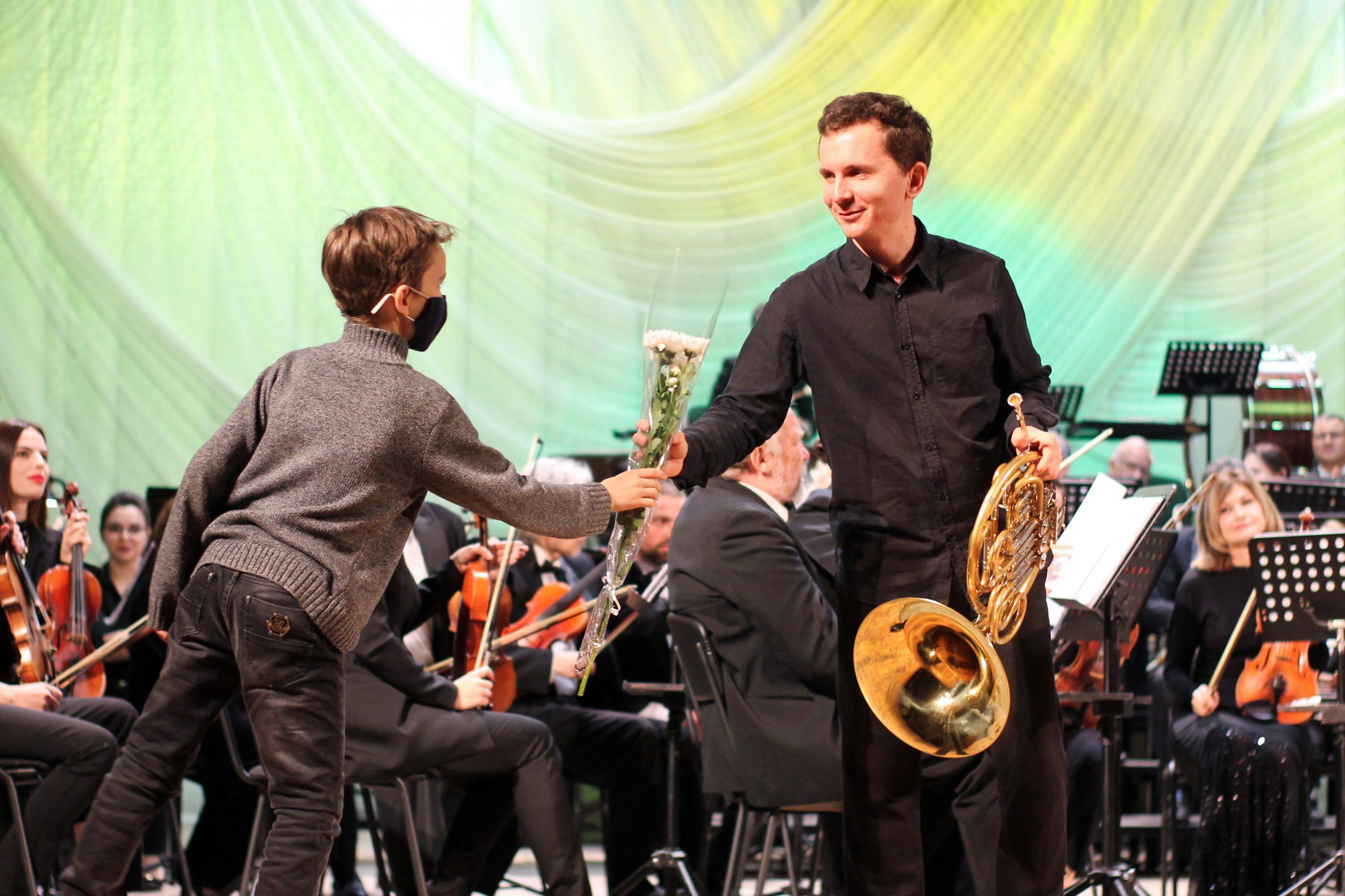 Концерт «Солісти оркестру грають соло» Академічного симфонічного оркестру