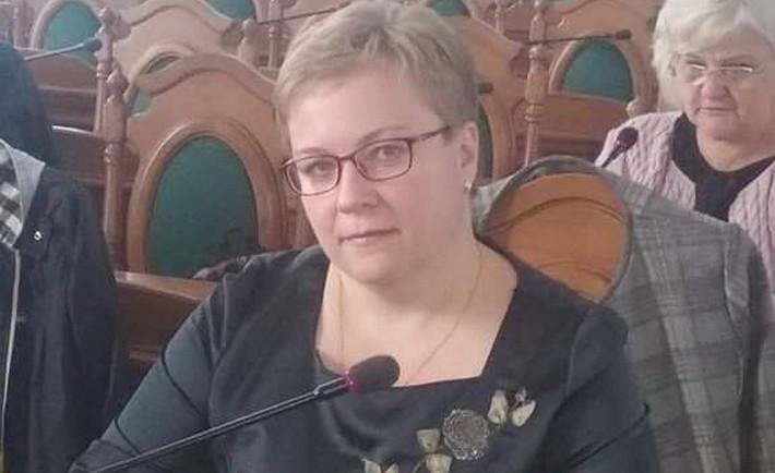 На Золотоніщині призначили нову очільницю РДА