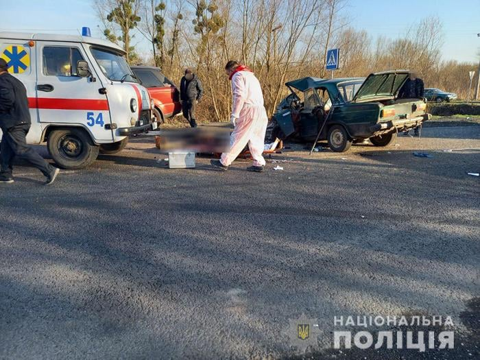 На Черкащині сталася смертельна ДТП (ФОТО)