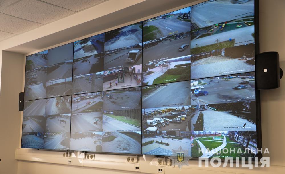 Запрацювала система відеоспостереження «Безпечна Черкащина»