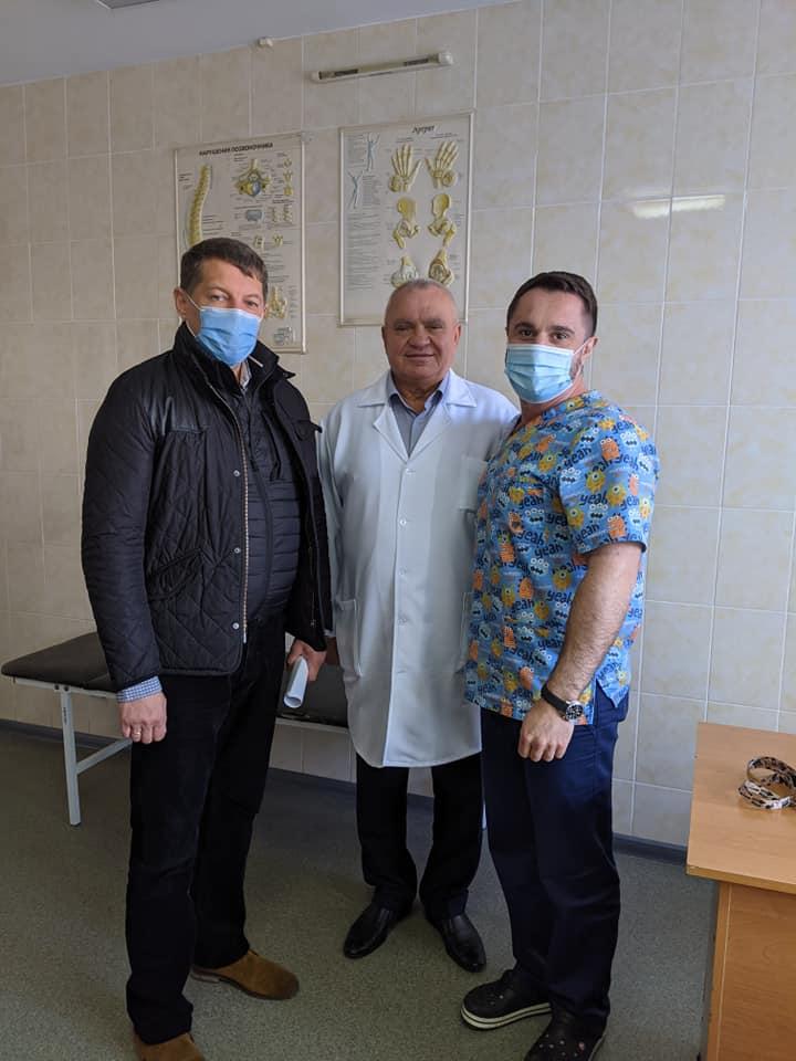 Сущенко: «Упередити корупційні ризики в медзакладах – реально»