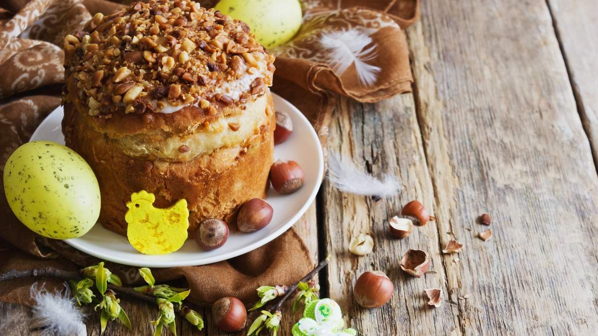 Головна на великодньому столі: рецепти смачних та оригінальних пасок