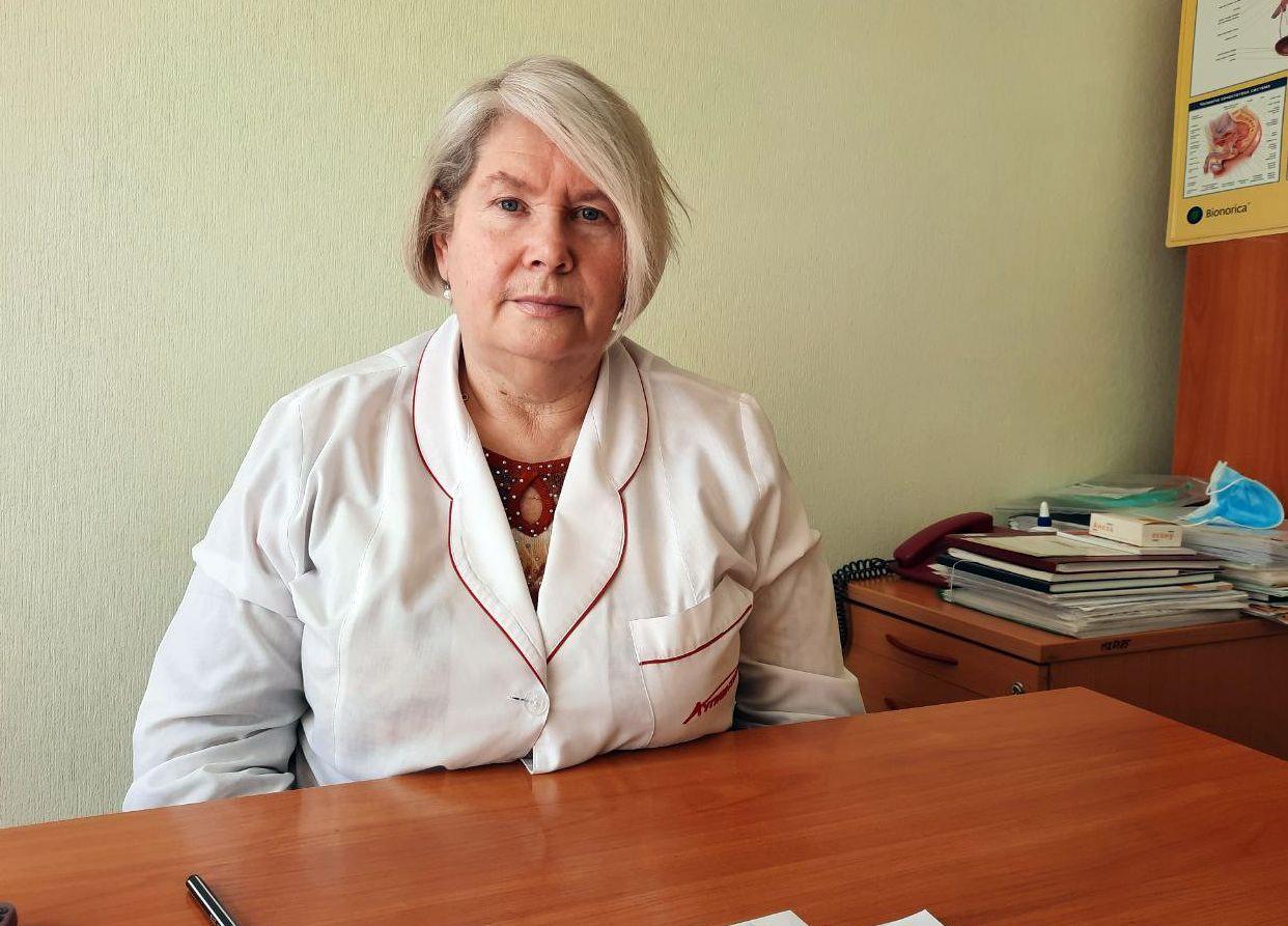 «Люди мають своєчасно обстежуватися, особливо ті, які мають хронічні хвороби», – Наталія Терещенко