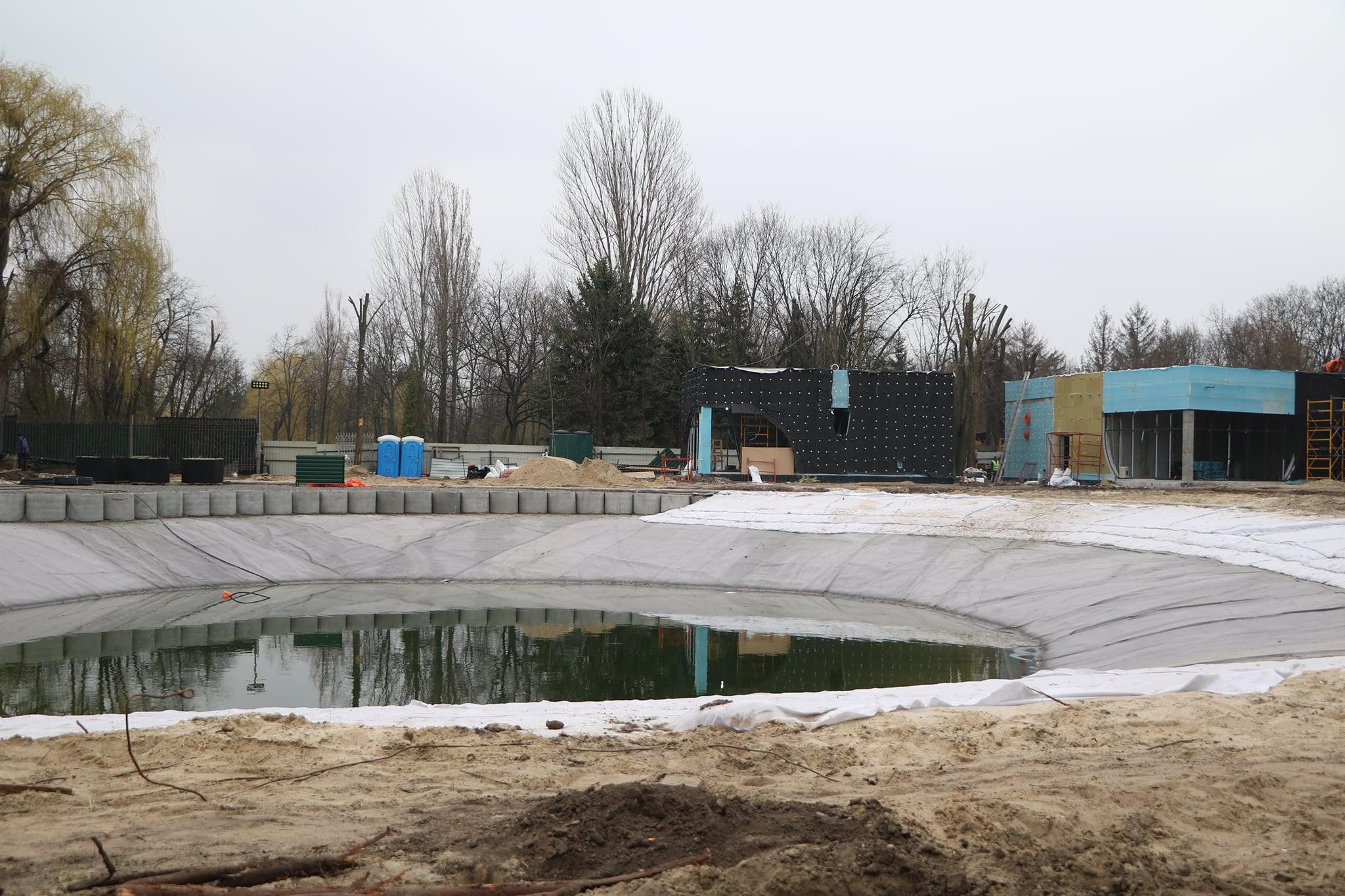 Черкаський зоопарк планують оновити до липня