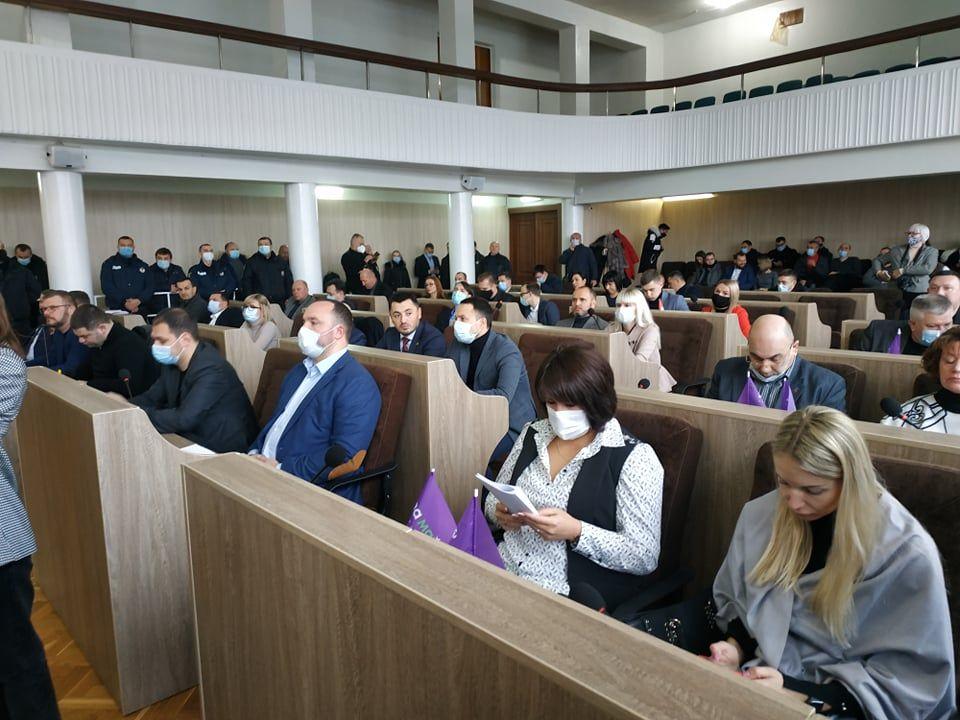 27 квітня відбудеться сесія Черкаської міськради