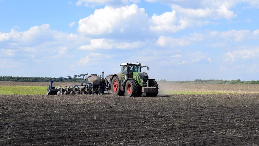 Черкаські аграрії засіяли майже 30 % площ ранніми зерновими