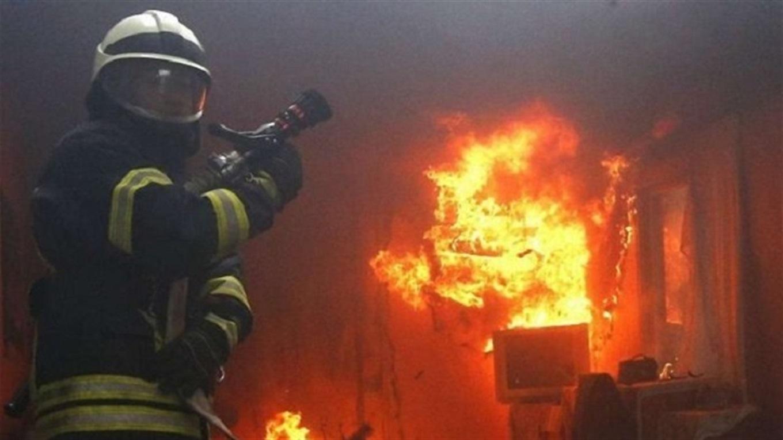 На Золотоніщині через підпал загорілася господарча споруда (ВІДЕО)