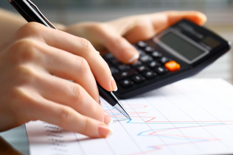 Порядок обчислення бази нарахування для сплати ЄВ за звітний квартал ФОП на загальній системі оподаткування