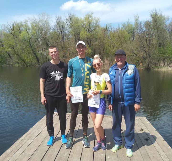 Черкаські спортсмени стали призерами всеукраїнських змагань