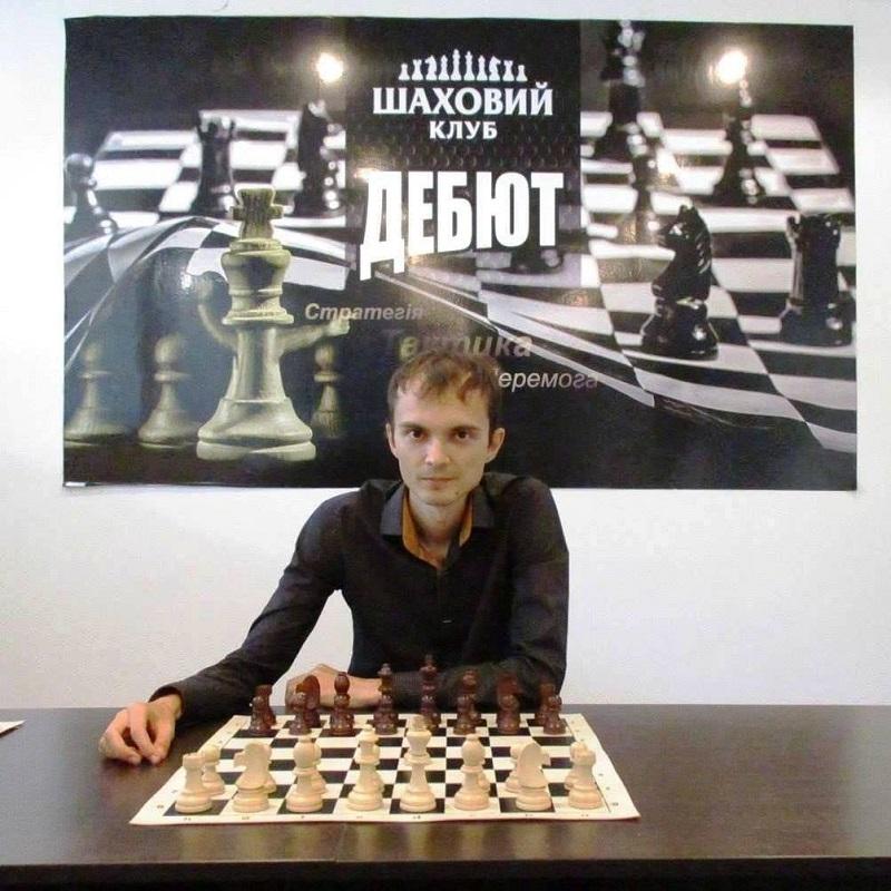 Черкаський тренер із шахів став одним із найкращих на міжнародному турнірі