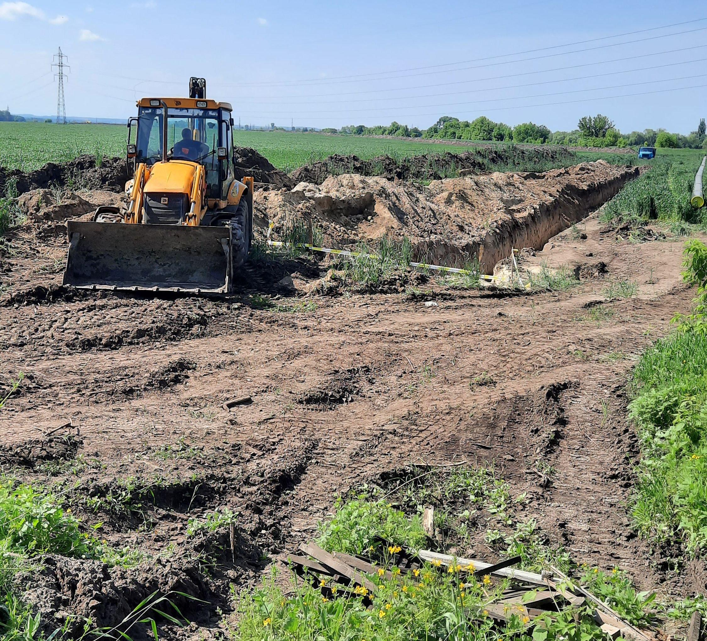 Радуцький про будівництво газопроводу біля «Азоту»: «Потрібно відстоювати інтереси черкащан» (ВІДЕО)