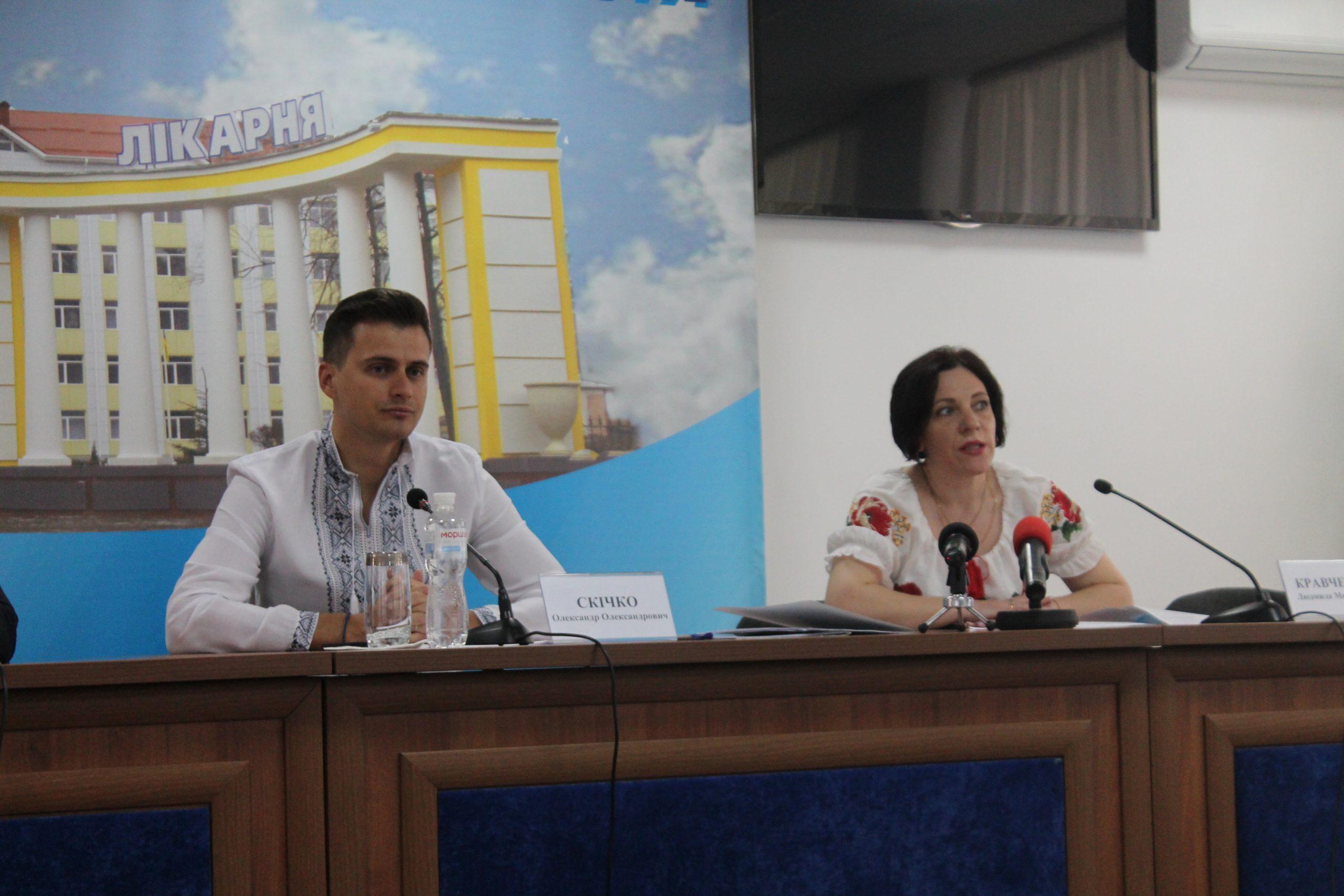 Показник захворюваності на ковід у Черкаській області зменшився на 15,2%