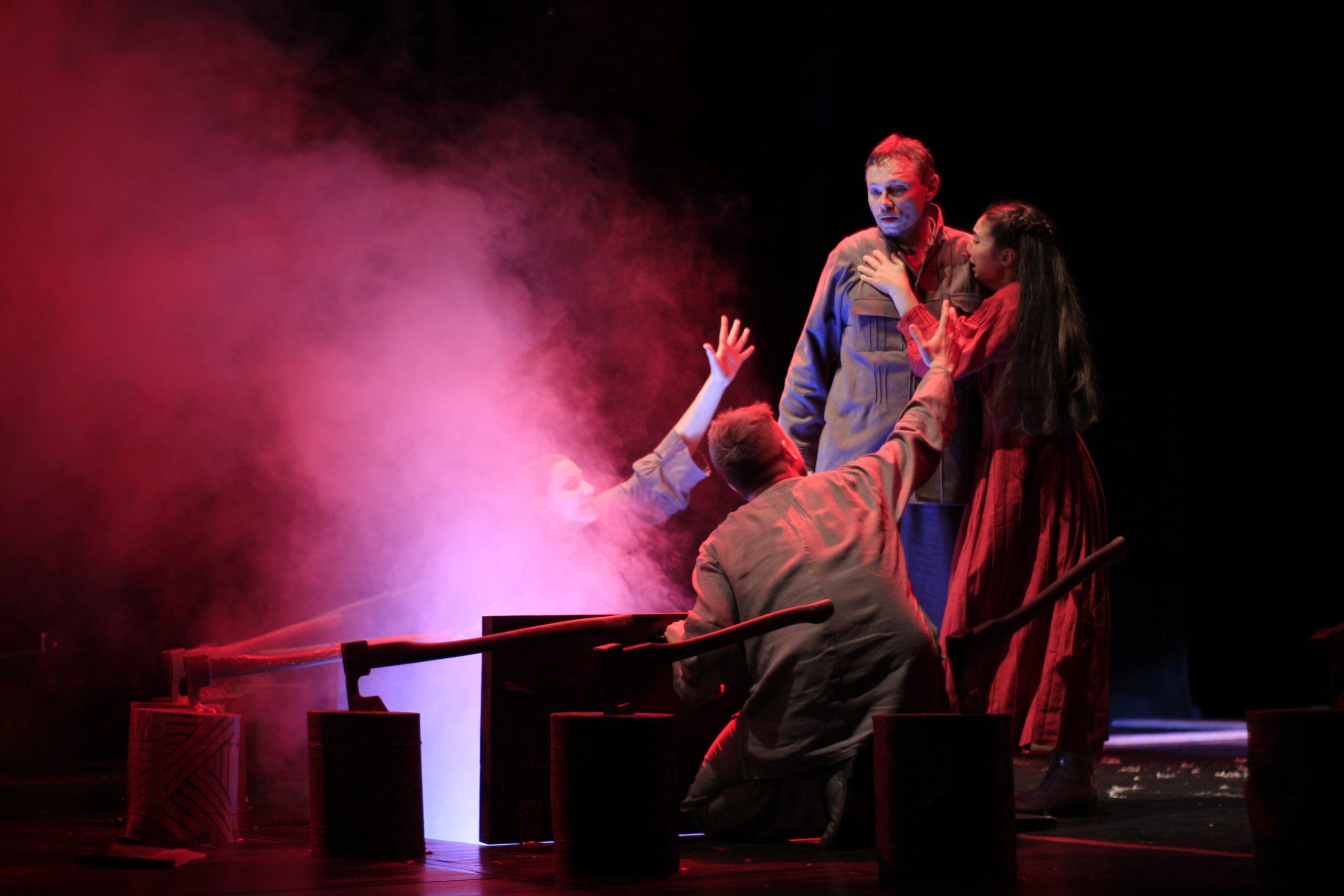 «Украдене щастя» – перша прем'єра в оновленому Театрі Шевченка зібрала аншлаг
