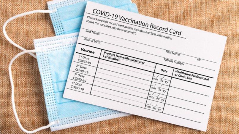 В Україні «ковідні» сертифікати планують запустити з 1 липня