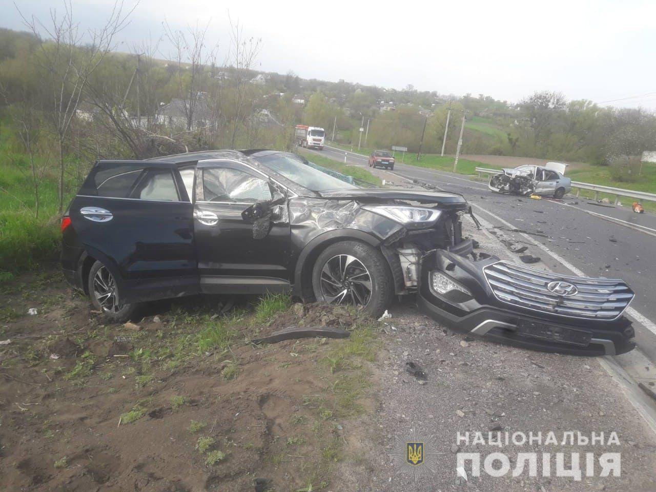 У ДТП на Тальнівщині загинув загинув 49-річний черкащанин