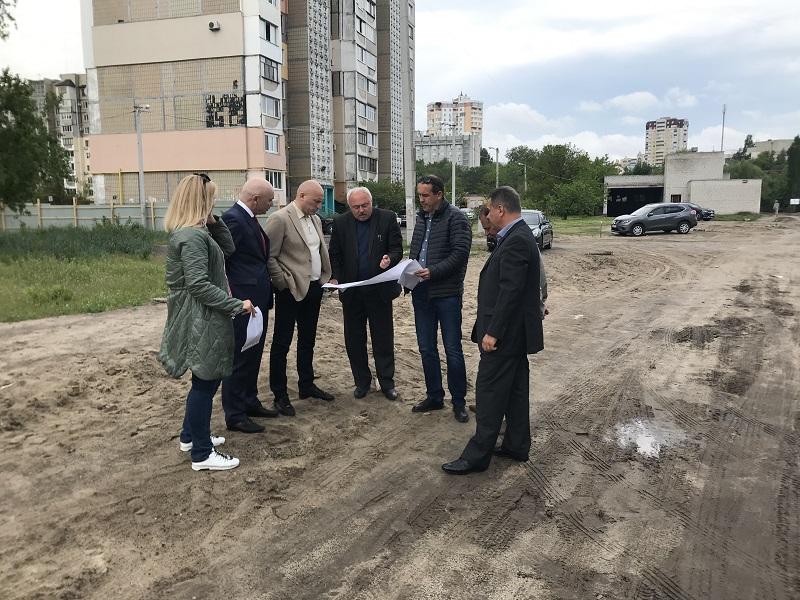 15 млн грн передбачено на будівництво вул. Сержанта Жужоми