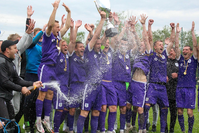 Черкаський футбольний клуб виграв Кубок України