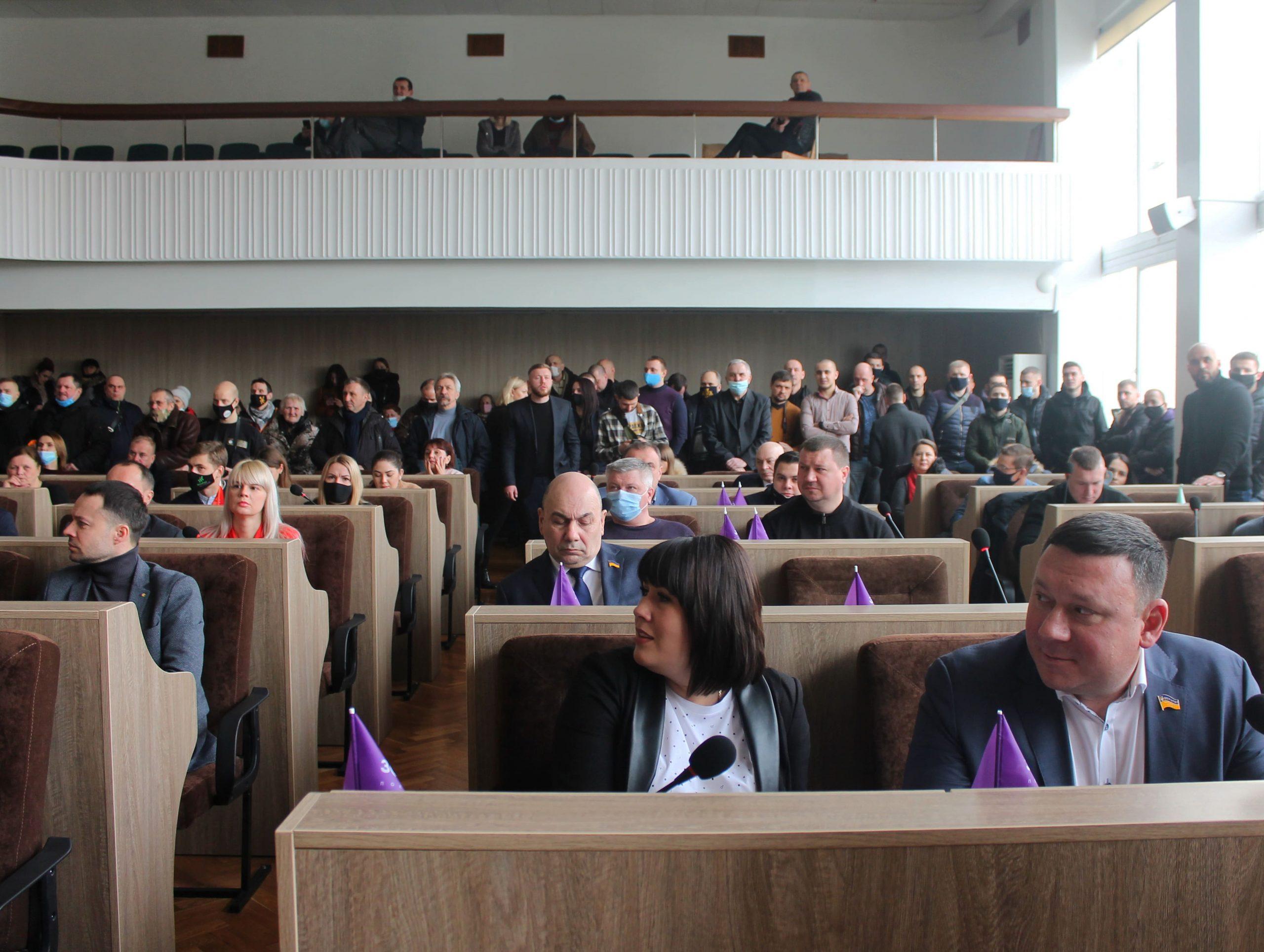 27 травня – сесія Черкаської міської ради