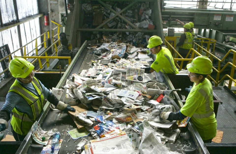 Для створення сміттєпереробного центру в Черкасах залучають китайські інвестиції